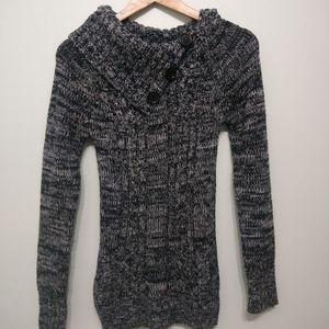 Streetwear Society long gray sweater